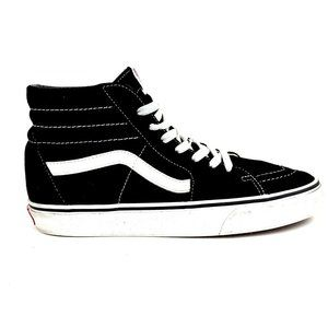 VANS Off The Wall SK8-Hi Men's Suede Skate Shoes 8